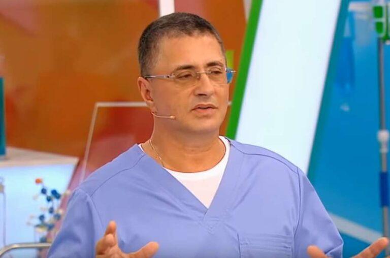 Доктор Мясников назвал говорящий о здоровье «смертельный квартет» параметров