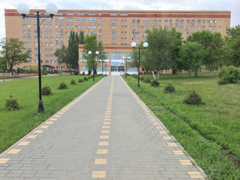 В Волгограде вспышка COVID-19 зафиксирована в детском отделении онкодиспансера