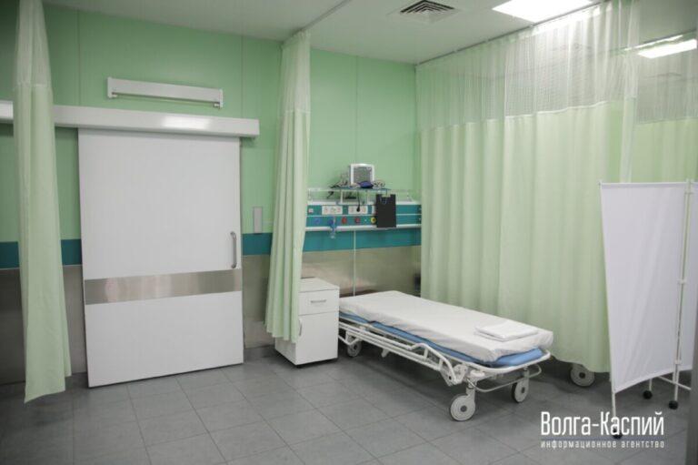 Волгоградские больницы снова превращаются в госпитали для коронавирусных больных