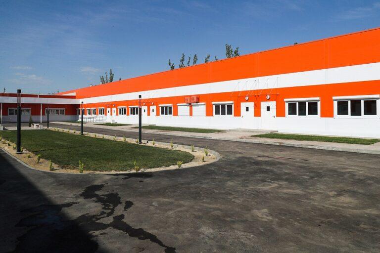 В Волжском завершили строительство первой очереди новой инфекционной больницы