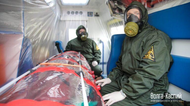Разгул коронавируса: в Волгоградской области более 9 тысяч заболевших
