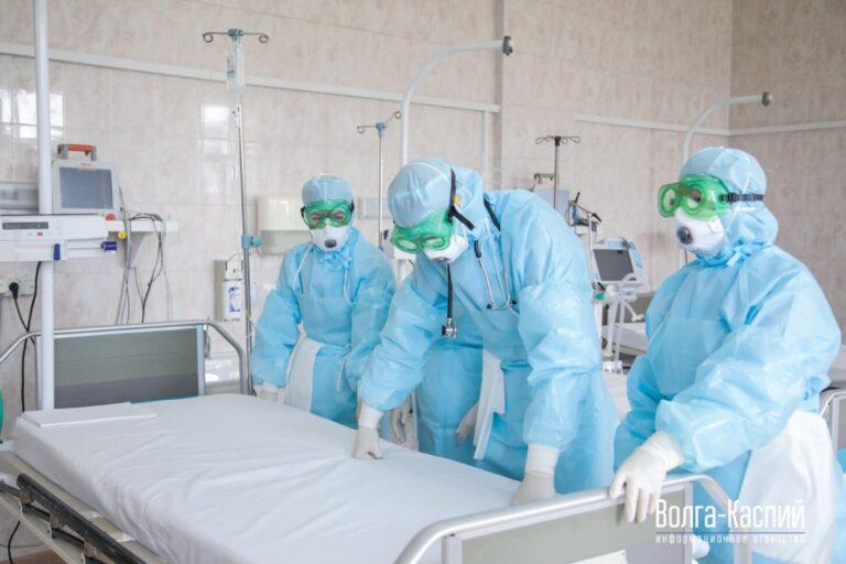 Волгоградская пенсионерка скончалась от коронавируса