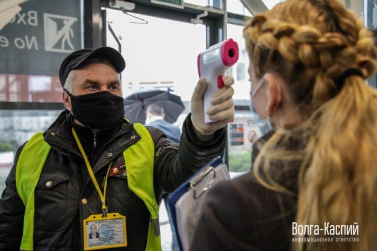 В Волгоградской области усилили ограничения, введенные из-за коронавируса