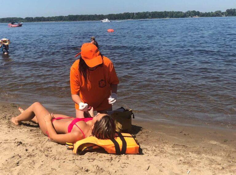 В Самаре проверили несанкционированные пляжи
