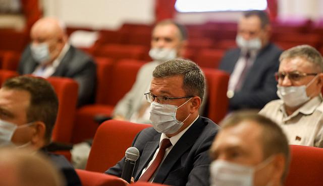 Волгоградские депутаты будут решать, что делать с местным временем