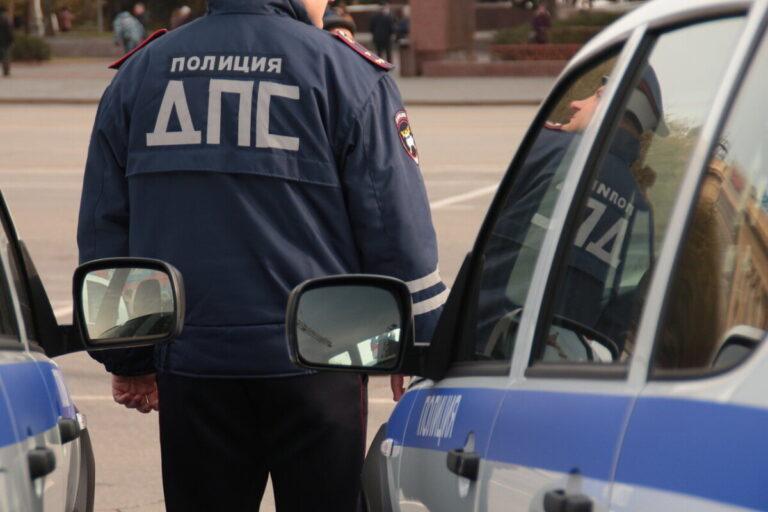 Волгоградская полиция ловит автомобилистов-курортников