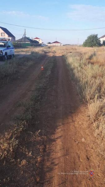 Под хутором Прыщевка задержали сбежавшего с места аварии водителя