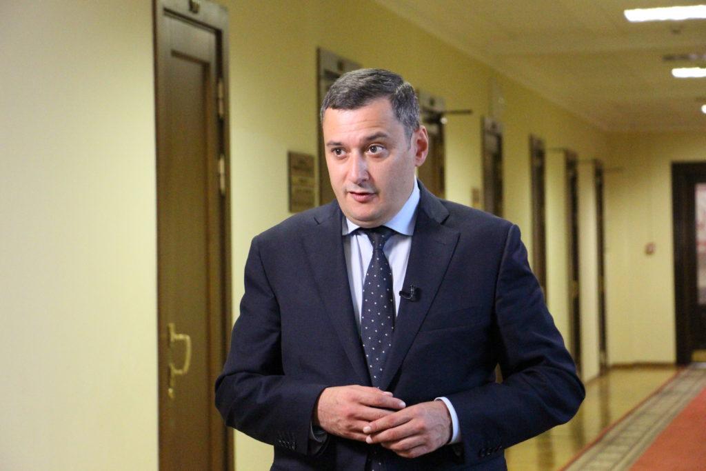 Депутат Государственной думы Александр Хинштейн / источник официальный сайт политика