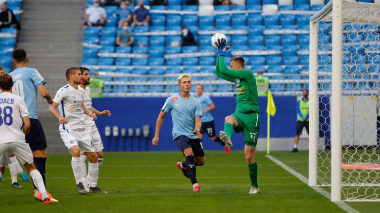 Матч между «Крыльями Советов» и «Балтикой» прошел без единого гола