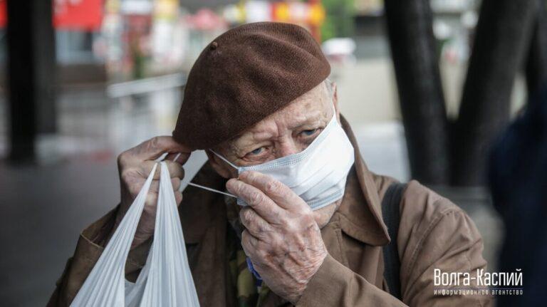 В Волгоградской области самоизоляцию для пожилых продлили до 23 августа