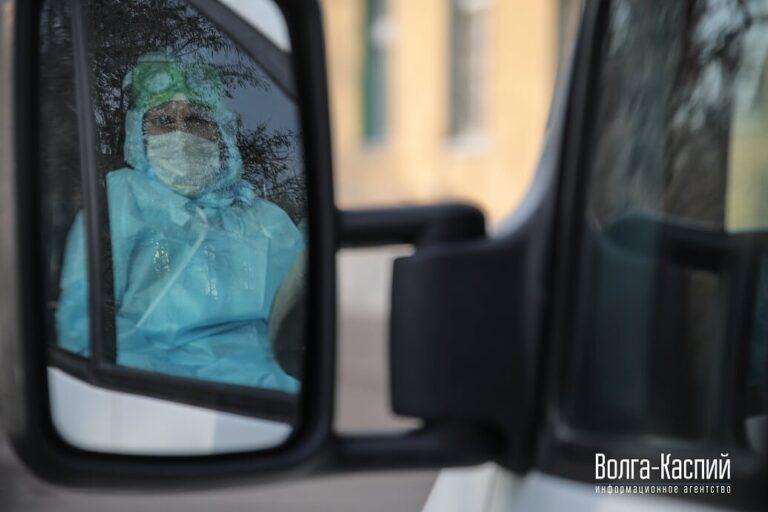 Число жертв коронавируса в Волгоградской области достигло 70 человек