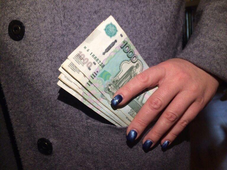 В Камышине работница забрала у хозяйки деньги за выкуп сына