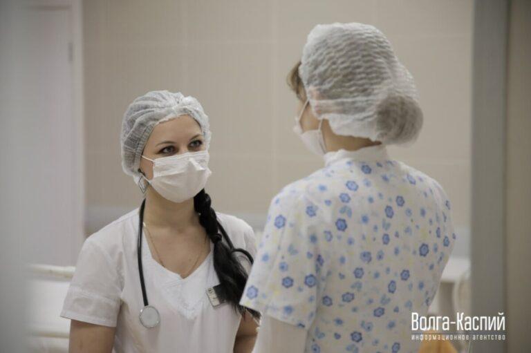 Волгоградцы могут купить защитные маски и тесты на COVID-19 за счет средств Фонда социального страхования