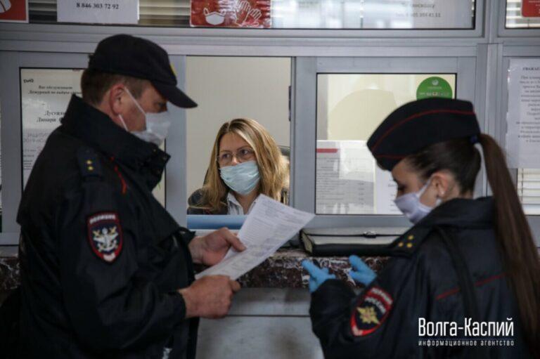 В Волгоградской области с 25 августа усилен масочный режим