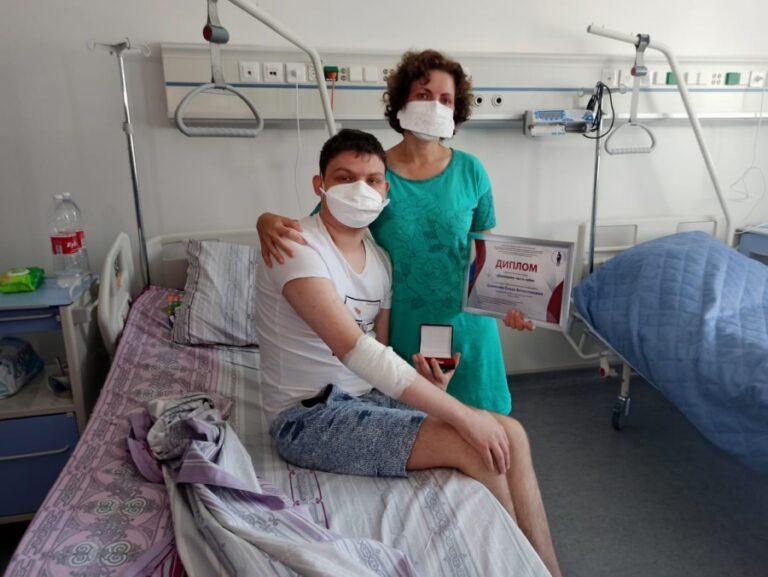 В волгоградском филиале НМИЦ трансплантологии им. Шумакова провели первую пересадку органов