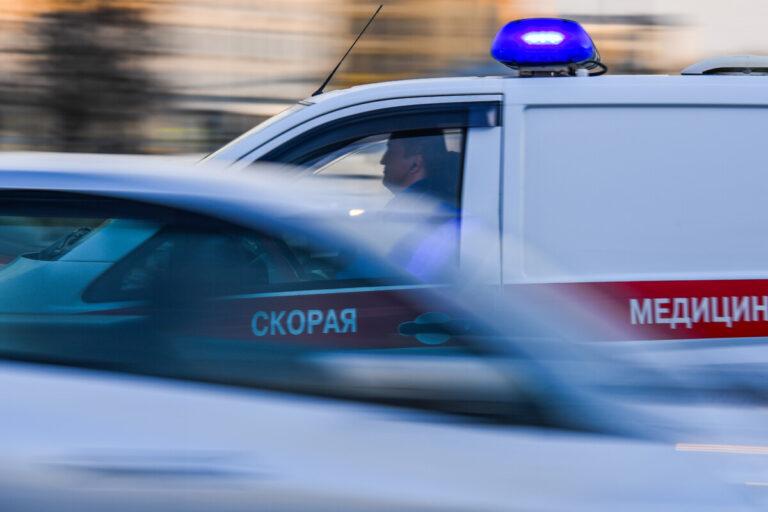 Водитель в розыске: под Волгоградом мотоциклист бросил на месте ДТП ребенка