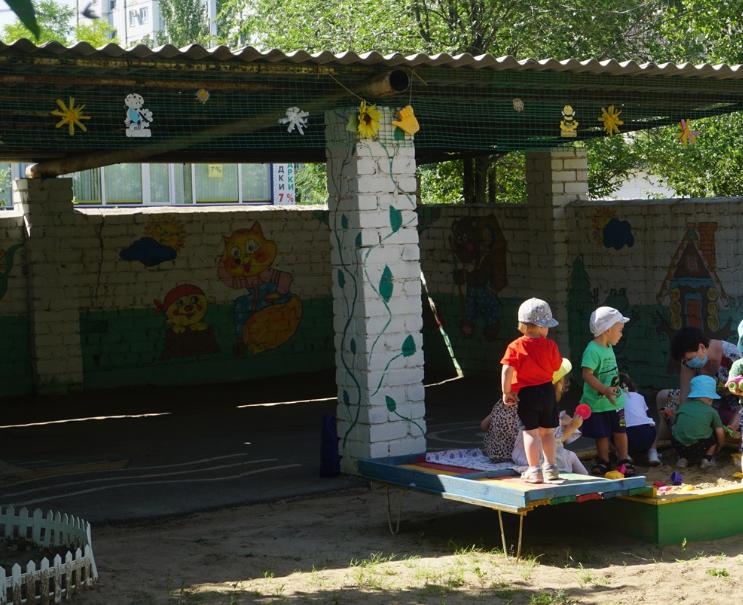 В Волжском станет больше дежурных групп в детских садах