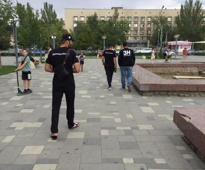 В Волжском организовали антивандальный патруль