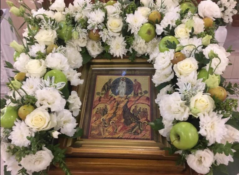 Православные волгоградцы отмечают Яблочный Спас