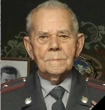 В Волгограде простились с ветераном МВД — участником Сталинградской битвы