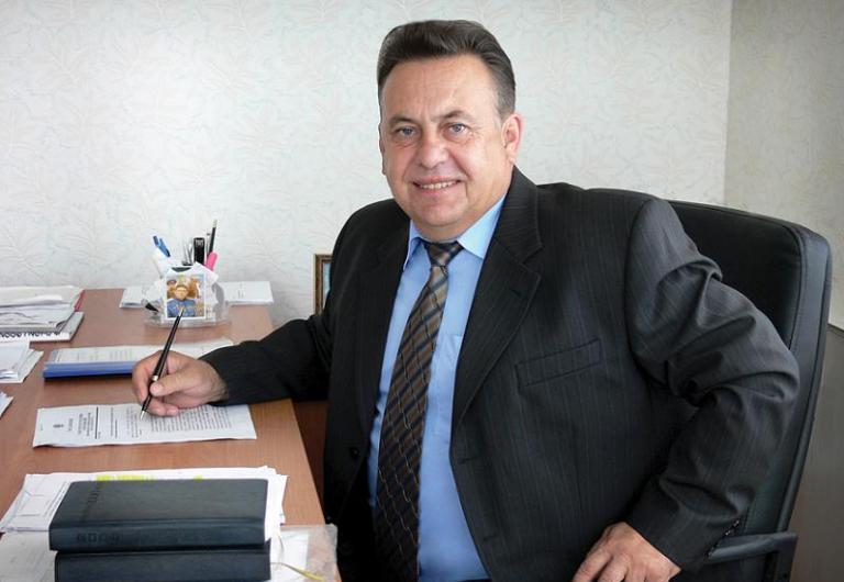 Ушел из жизни бывший мэр города  Новоаннинский Пётр Чулков