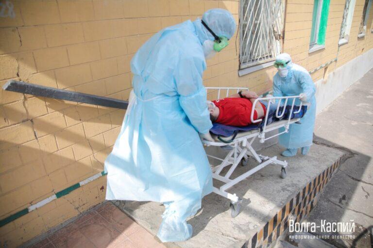 В Волгоградской области увеличилось число завозных случаев коронавируса