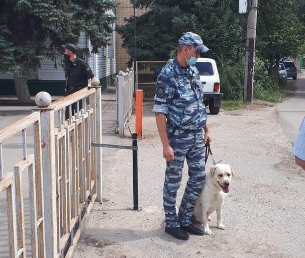 В Волгоградской области сообщили о минировании более десятка судов