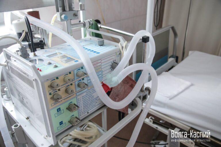 В Волгоградской области собирают банк плазмы для лечения COVID-19