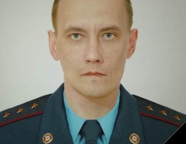 Скончался сотрудник МЧС, который тушил заправку в Волгограде