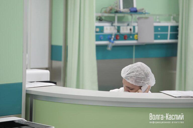 В Волгоградской области от коронавируса скончалась 46-летняя женщина