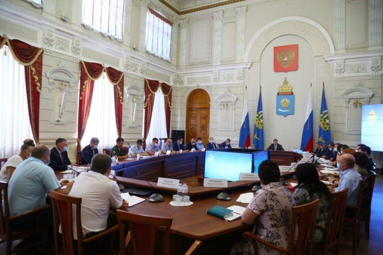Игорь Бабушкин: «В Астраханской области стало меньше наркоманов»