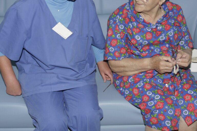 После публикации «Волга-Каспий» для лежачего инвалида нашлась положенная ей сиделка
