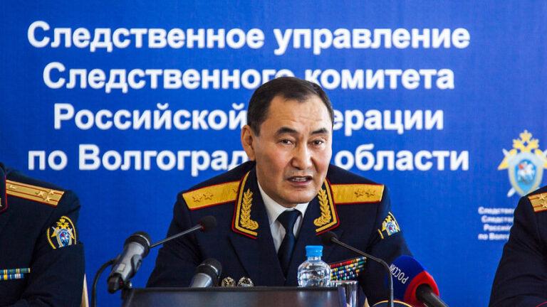 Экс-главе Волгоградского следственного комитета Михаилу Музраеву продлили арест