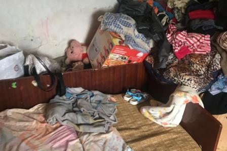 В Волгограде идет под суд нерадивая мать, содержащая детей в антисанитарных условиях