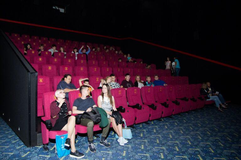 В Астрахани начали работу кинотеатры