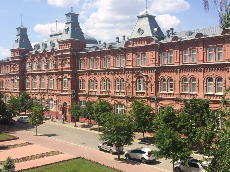 В администрации Астраханской области кадровые изменения