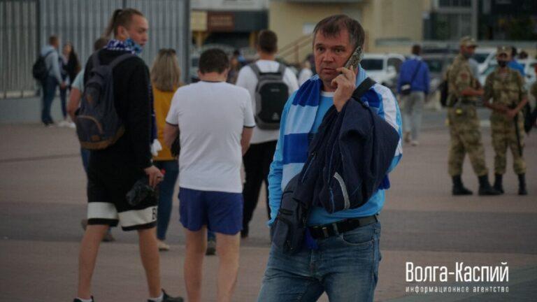 Пришла толпа болельщиков: матч «Ротора» с «Краснодаром» отменили из-за коронавируса игроков