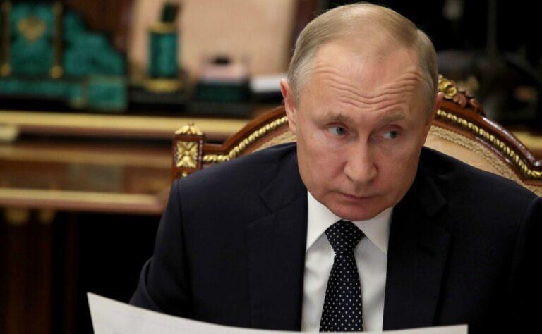 Большую пресс-конференцию Путина обещают провести в очном формате
