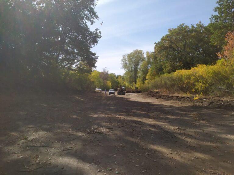 В Волго-Ахтубинской пойме приступили к экореабилитации шести ериков и озер