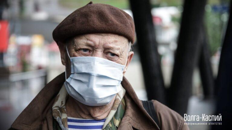 В Волгоградской области самоизоляцию пенсионеров продлили до 20 сентября