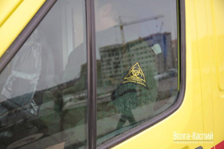 Плюс 96 и одна смерть: в ситуации с коронавирусом в Волгоградской области нет улучшений