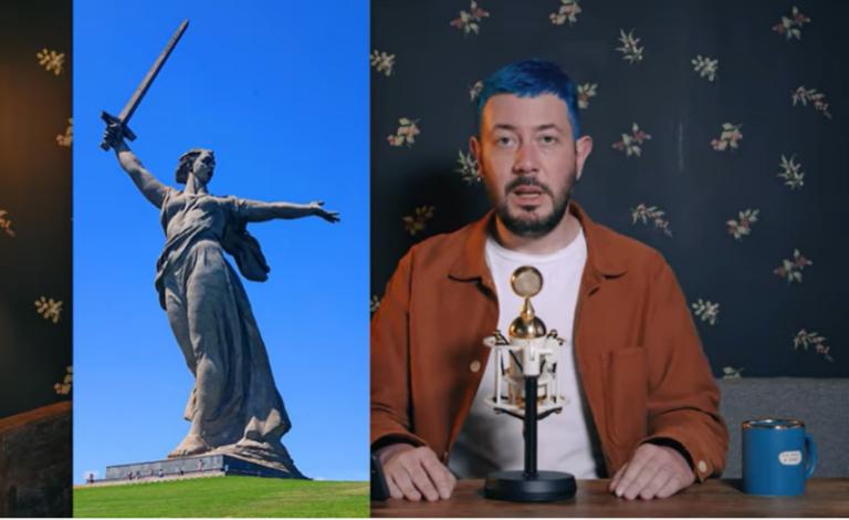 СМИ: ФСБ проверит оскорбительные высказывания Артемия Лебедева о скульптуре «Родина-мать зовет!»