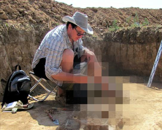Волгоградские археологи обнаружили уникальные артефакты раннесарматской культуры