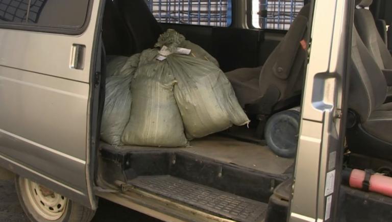 На полигоне под Волгоградом сожгли  более8 килограммов конопли и марихуаны