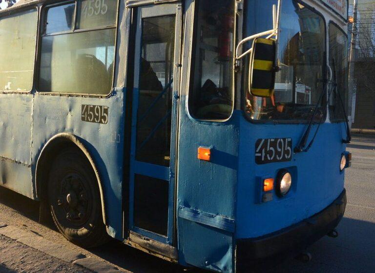 В Волгограде пассажирка троллейбуса напала на пожилую женщину-кондуктора