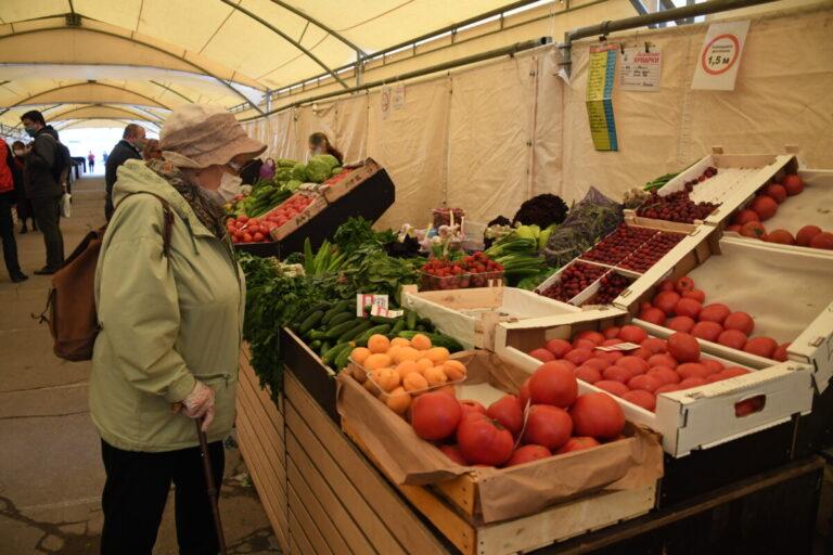 В Волгоградской области из-за пандемии появится больше открытых сельхозярмарок