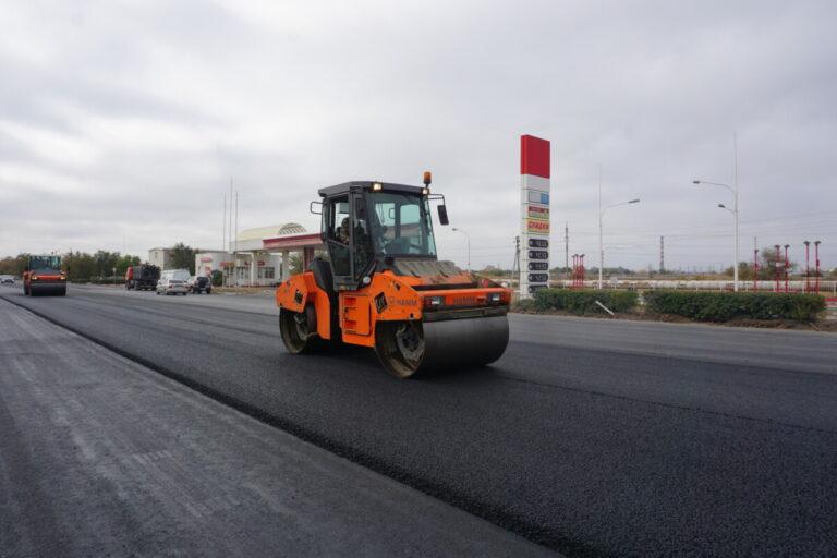 В Волжском завершается масштабный ремонт проспекта Металлургов