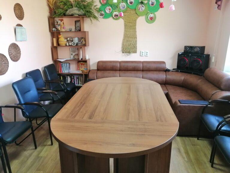 В Калачевском районе открыли дневное отделение для пожилых и инвалидов