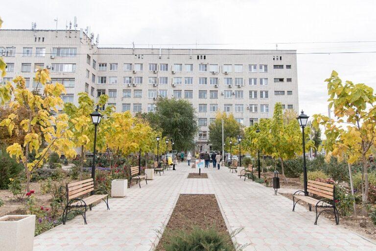 В Волгограде скончался пациент, выпавший из окна инфекционного госпиталя