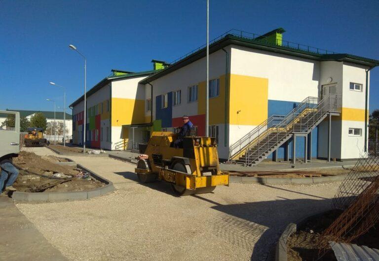 В конце года в хуторе Лебяжья Поляна откроет двери новый детский сад